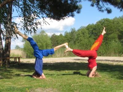 Спортивно-шаманский тренинг на Шацких озёрах (о. Свитязь)